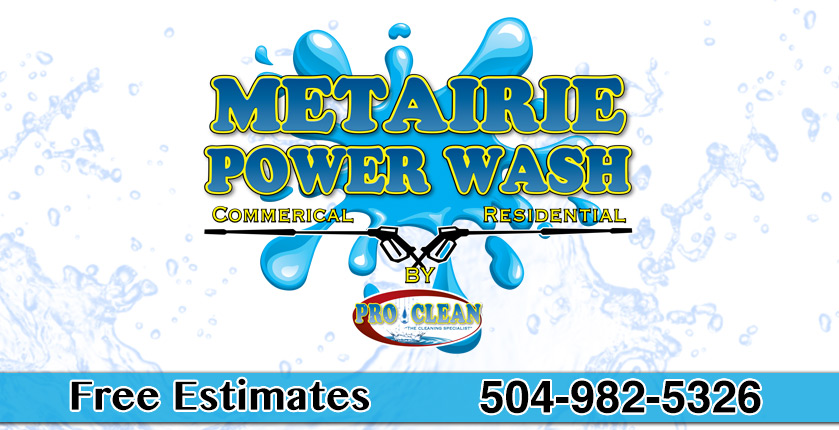Commercial Amp Residential Power Wash Pressure Washing In